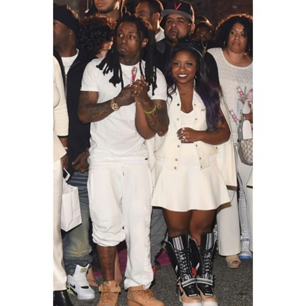 Reginae Checks T.I. Over Instagram Letter To Lil Wayne About
