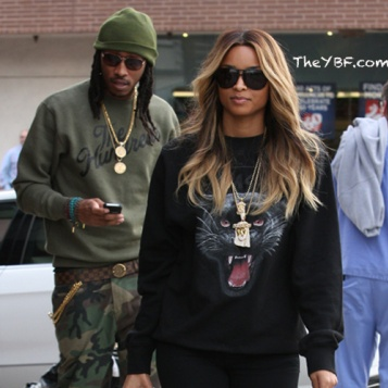 is it true that ciara and future are dating