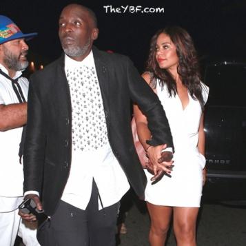 Sanaa lathan dating white man