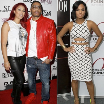 Nelly & Miss Jackson Continue The Birthday Festivities In ...
