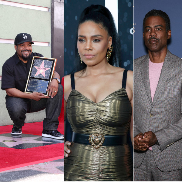 Ice Cube Is 'Flint Strong,' Sanaa Lathan Investigates A 'Hit & Run,' Chris Rock Brings The 'Saw' Horror In New Flicks
