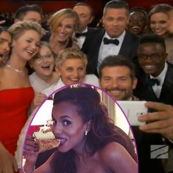 Oscars 2014: Ellen DeGeneres' all-star selfie sets Twitter ...