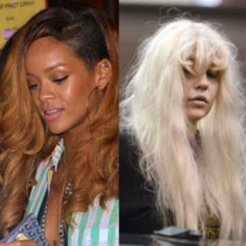 Amanda Bynes Now Attacks Rihanna on Twitter, Rihanna Snaps Back