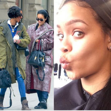 spotted rihanna and melissa forde en route to a. Cars Review. Best American Auto & Cars Review