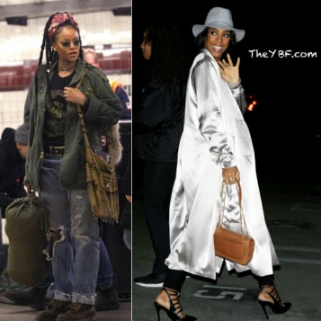 Kelly Rowland | The Young, Black, and Fabulous®Dr Robyn Rowland