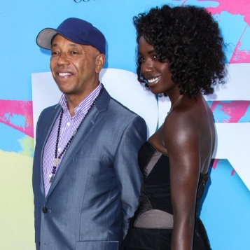 Russell Simmons Pre Bet Dinner Mystery Date Revealed She