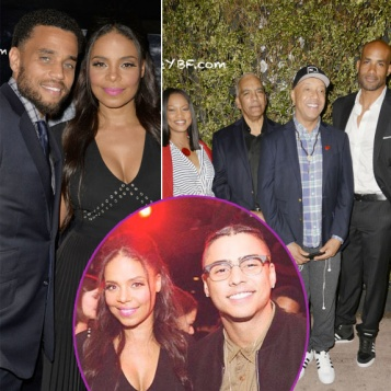 Sanaa Lathan Launches Girls Charity Foundation With Celeb Friends   Family  + RESPONDS To Pregnancy Rumors 086e54134