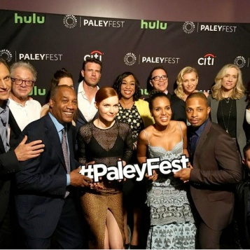 """The entire """"Scandal"""" cast was front and center at PALEYFEST 2016 in L.A.  yesterday. Peep the pics and get the deets on a Donald Trump inspired  character ... 2d0db6534"""