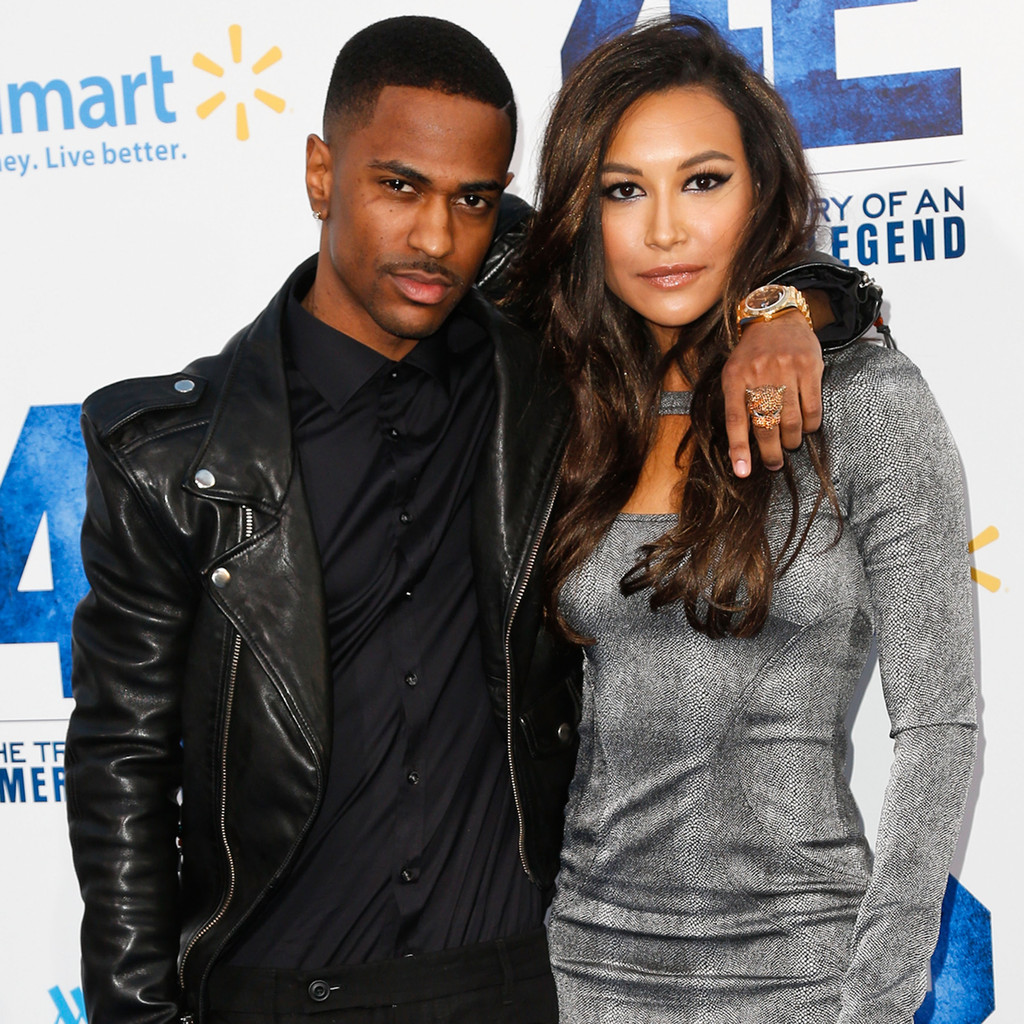 big sean and naya rivera relationship quiz