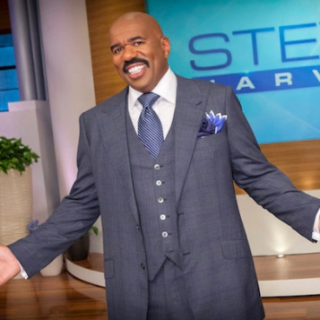 SALTY MUCH? Steve Harvey Supposedly Iced Out Daytime Talk Show Staff After Cancellation