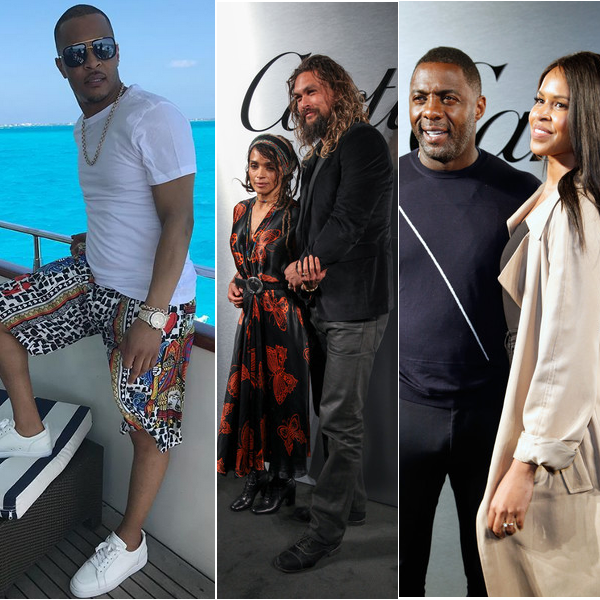 Jason Momoa Family: The Young, Black, And Fabulous®
