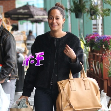 Tracee Ellis Ross is a vegetarian