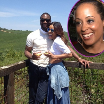 Who is essence atkins married to
