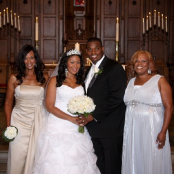 Creflo Dollar Daughter Wedding
